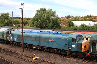 45060 in the yard at Barrow Hill - 07/07/16.