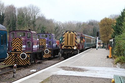 East Kent Railway - 26th November 2016