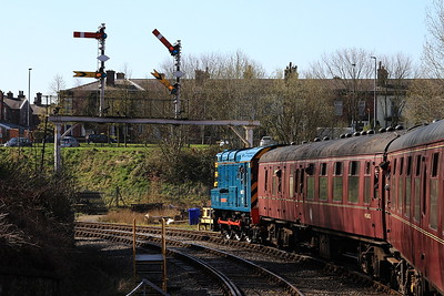 East Lancs Railway 'Small Engines Weekend', 17th April 2016