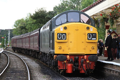 East Lancs Railway Autumn Diesel Gala, 24th September 2016