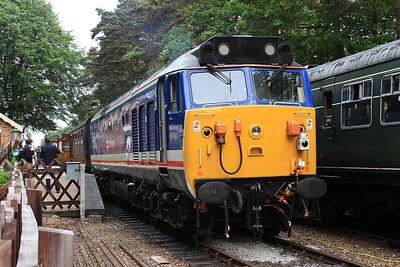 50026, Holt, 1M06 09.26 ex Sheringham - 11/06/16.
