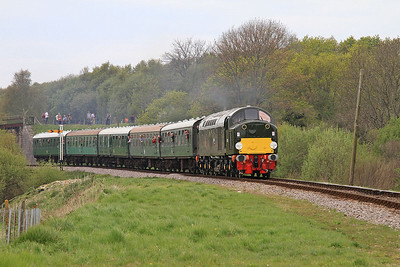 Swanage Railway Diesel Gala - 6th-8th May 2016