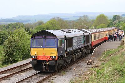 Wensledale Railway Diesel Gala, 28th May 2016