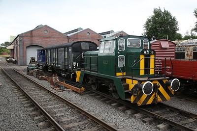 TH 264V/1976 '01568/01554', Brownhills West - 15/07/17