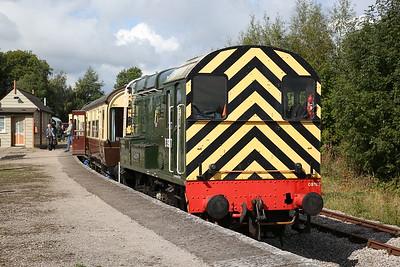 08769, Lydney Jctn, 11.30 ex Norchard Low Level - 16/09/17