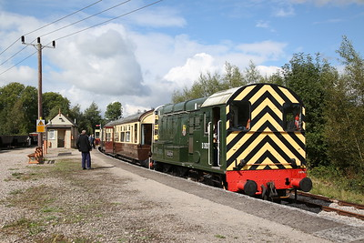 Dean Forest Railway Diesel Gala, 16th September 2017