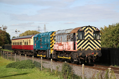 Didcot Railway Centre, Anything Goes Weekend, 23rd September 2017