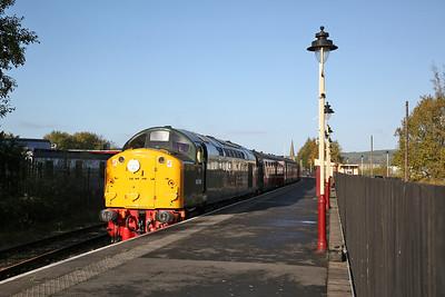 40106, Heywood, 09.30 from Bury - 29/10/17