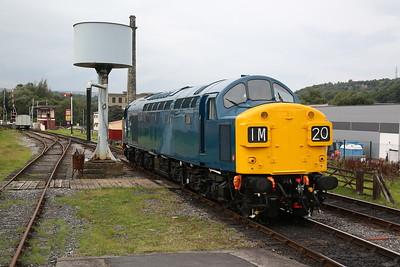 40135, Rawtenstall, running round - 03/09/17