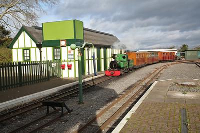 Evesham Vale Light Railway, 28th October 2017