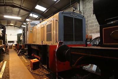 RH 424841/1960 (ex-GEC Alstom, Stafford), on display in the museum, Dilhorne Park - 15/04/17