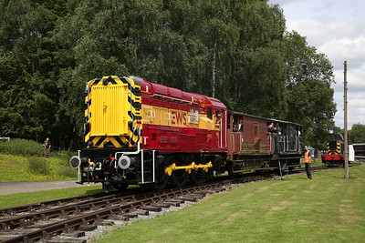 Heritage Shunters Trust / Peak Rail, 3rd June 2017