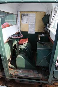 Inside Hythe Pier Railway No.1 (Brush Electric 16307/1917) - 07/05/17.