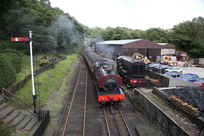 Lakeside & Haverthwaite Railway, 29th July 2017