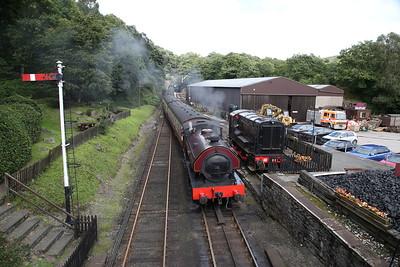 Lakeside & Haverthwaite Railway, 29th July 2017