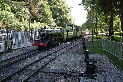 1932 'Triton', Peasholm Park, 14.15 to Scalby Mills - 17/08/17