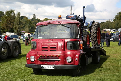 Vintage lorries and tractors n'shit - 16/09/17
