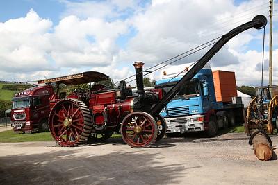 Burrell Crane Engine,  3166/1909, 'Joe Chamberlain' - 16/09/17