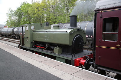 Grant Ritchie 272/1894, Preston Riverside, 15.00 to Strand Rd. - 06/05/17.