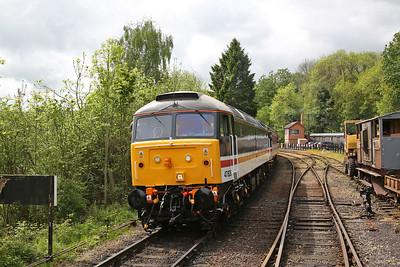 47828, Highley, 10.40 Kidderminster-Bridgnorth - 19/05/17.