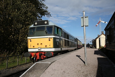 D5862 (31327), Broomhill, 14.20 Dulnain Bridge-Aviemore - 24/09/17