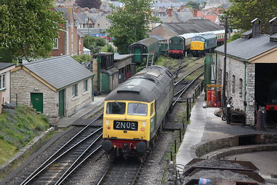 47192, Swanage, to work a later turn to Norden - 07/05/17.