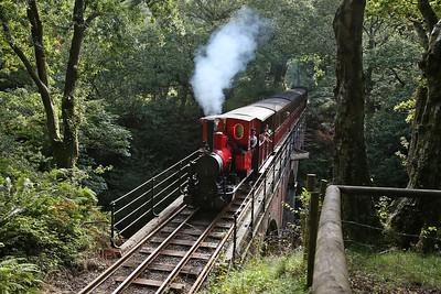 Talyllyn Railway, 27th August 2017