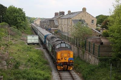 Wensleydale Railway, 27th May 2017