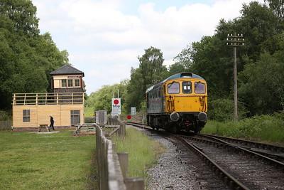 33102, Leek Brook, running round - 03/06/18