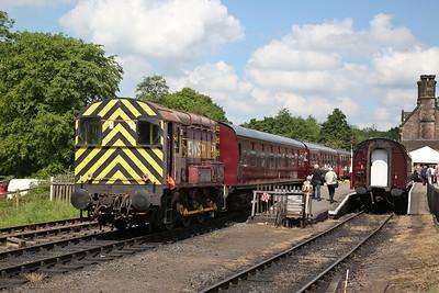 Churnet Valley Railway 'Anything Goes' Gala, 3rd June 2018