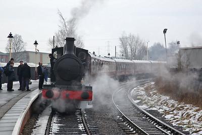 '2890', Heywood, 1J55 09.50 to Rawtenstall - 04/03/18