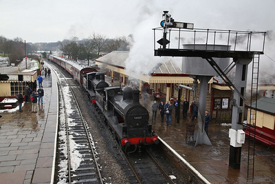 East Lancs Railway for '2890', 4th March 2018