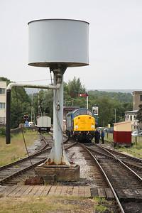 40012, Rawtenstall, running round - 09/06/18