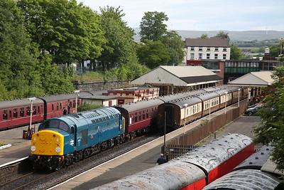 40012, Bury, 09.30 to Heywood - 23/06/18