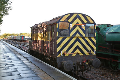 Great Central Railway (Nottingham) for 08784, 28th October 2018