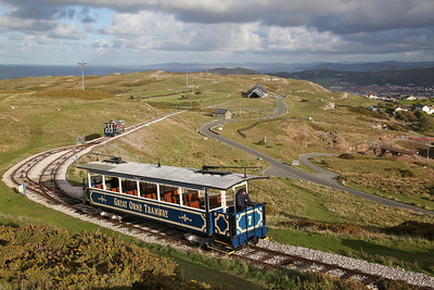 Great Orme Tramway, 23rd September 2018