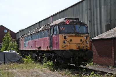 47761 stored at Swanwick Jctn. - 01/07/18