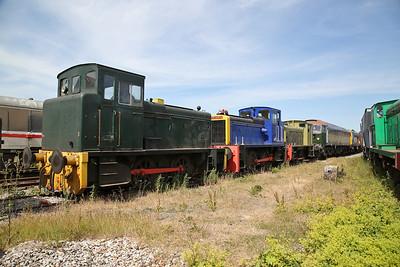 AB 416/1957, AB 441/1959, R&H 384139/1955, 47417, Swanwick Jctn. - 01/07/18