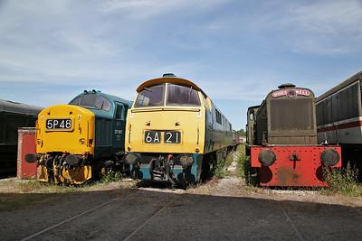 37190, D1048, HC D1114/1958, Swanwick Jctn. - 01/07/18