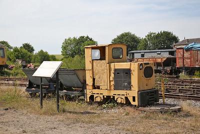 RH 7002/0567/6 'U84', on display, Swanwick Jctn. - 01/07/18