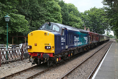 North Norfolk Railway Diesel Gala for 08767, 17th June 2018