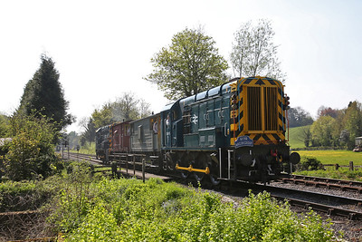 08495 / 08850, Pickering, performing on BV shuttle to signal NB10 - 06/05/18