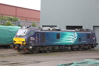 88010, Kidderminster diesel depot - 18/05/18