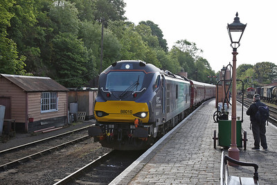 88010 arr Bewdley, 08.20 Kidderminster-Bridgnorth - 18/05/18