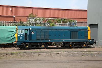 20189, Kidderminster diesel depot - 18/05/18