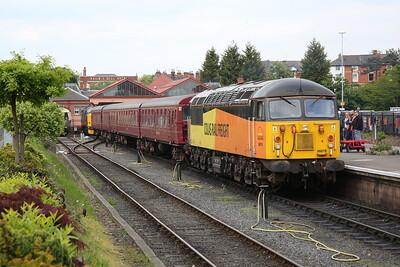56078, Kidderminster, backing onto 15.01 to Bewdley - 18/05/18