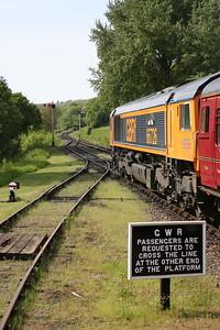 66726, Hampton Loade, 09.35 Bridgnorth-Kidderminster - 18/05/18