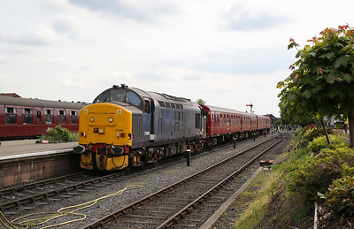 37688 arr Kidderminster, 14.20 from Bewdley - 18/05/18