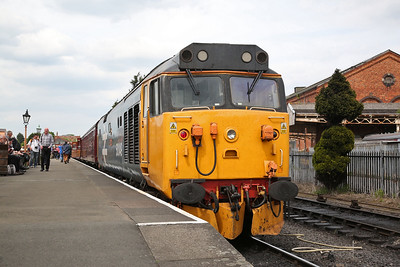 50049, Kidderminster, 14.35 to Bridgnorth - 18/05/18