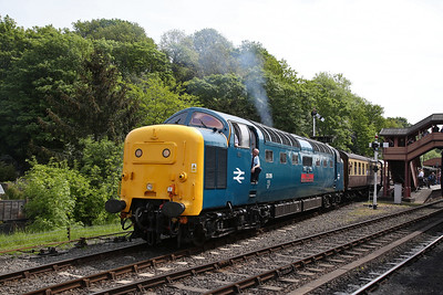 55019, Bewdley, 11.23 Kidderminster-Bridgnorth - 18/05/18